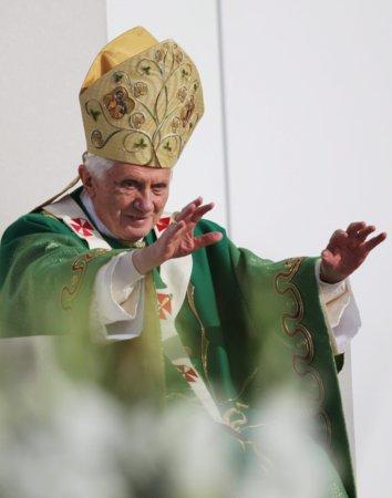 Orędzie BENEDYKTA XVI na Wielki Post 2012