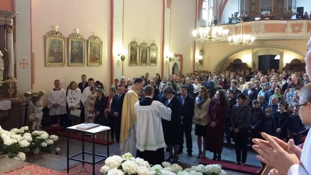 Zaprzysiężenie rad parafialnych – 18 maja 2014