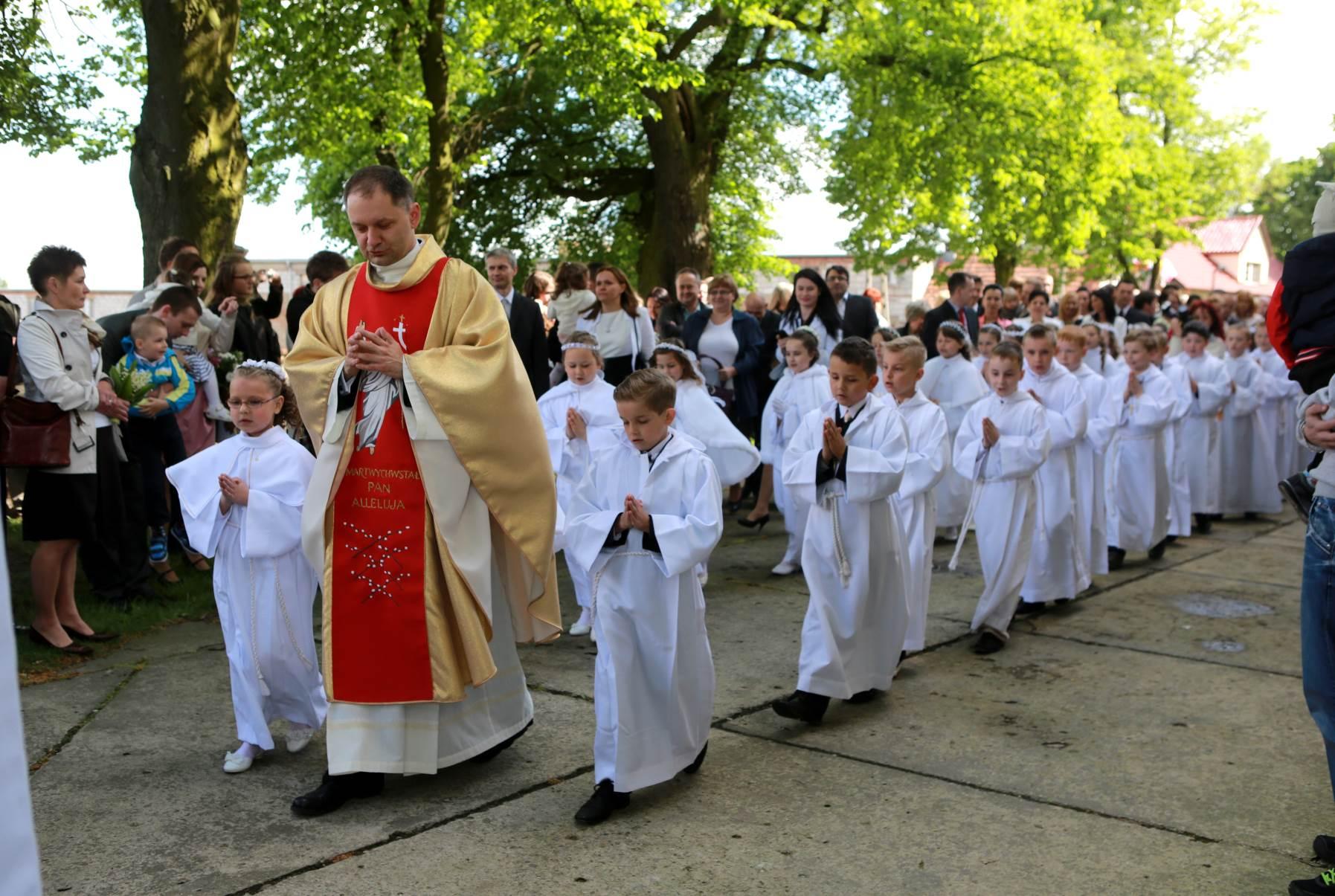 I Komunia święta – 11 maja 2014