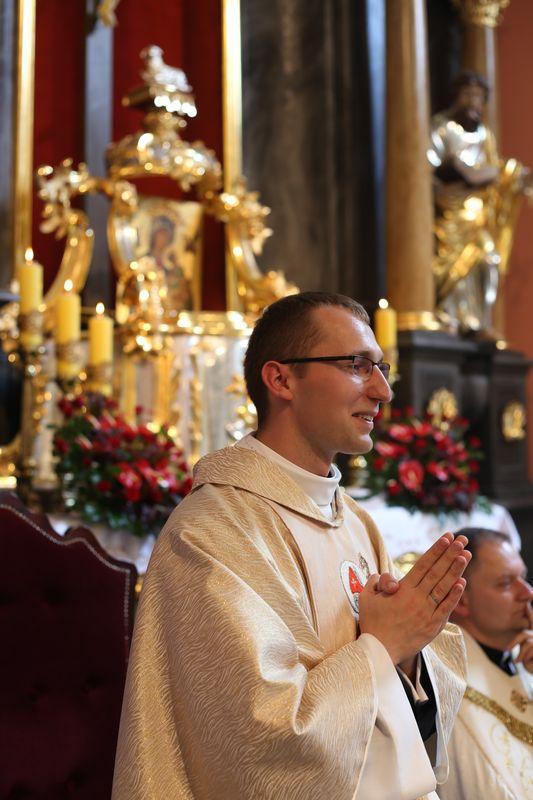 Prymicje księdza Damiana Dudkowiaka – 22 maja 2016