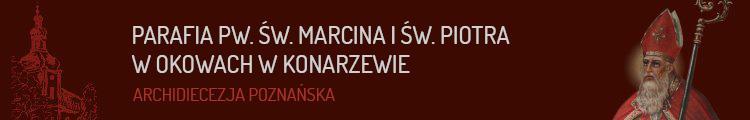 Parafia pw. św. Marcina i św. Piotra w Okowach w Konarzewie
