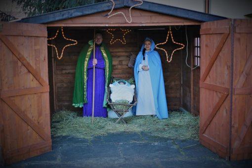 Msze święte i nabożeństwa w Okresie Narodzenia Pańskiego 2017