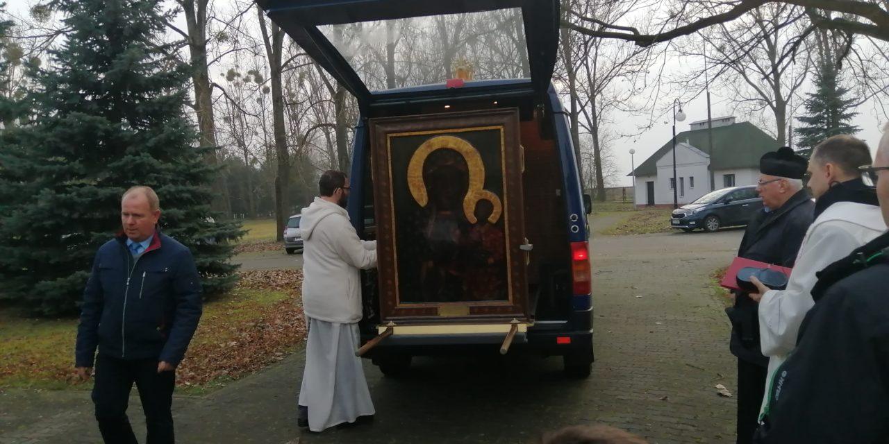 Nawiedzenie Matki Bożej w Lisówkach i Dopiewcu
