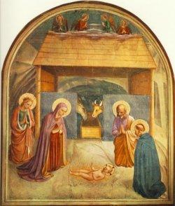 Godziny Mszy świętych w Boże Narodzenie 2012