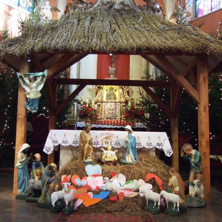 Msze święte w okresie świąt Bożego Narodzenia 2015