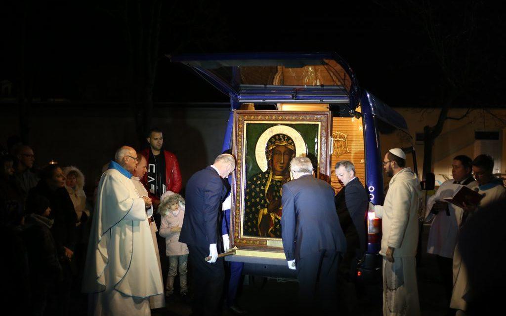 Nawiedzenie Matki Bożej – Pożegnanie – 13 grudnia 2019 roku