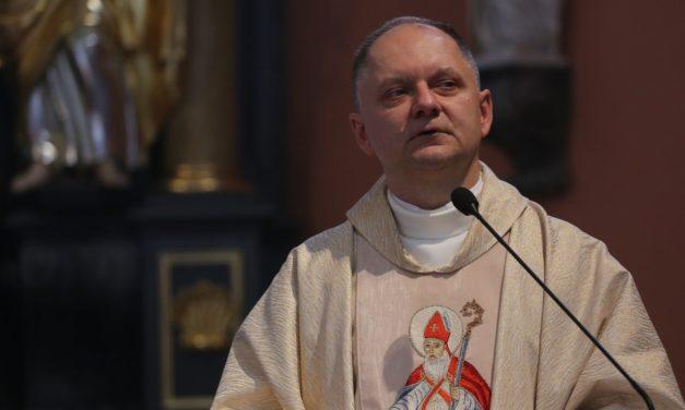 Dziękczynienie za posługę ks. proboszcza Krzysztofa – 25 lipca 202